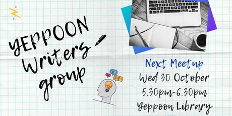 Yeppoon Writers Group tickets