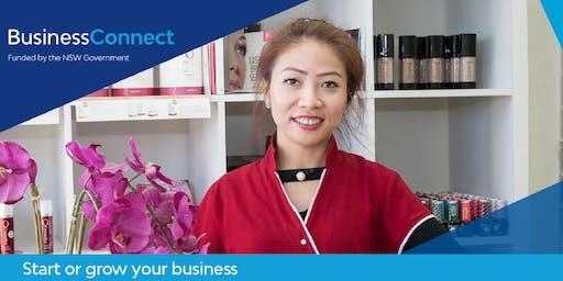 Online Homebased Business for Women - Multicultural workshop