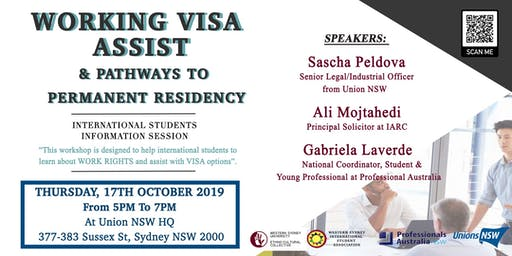 Working Visa Assist and Pathways to Permanent Residency
