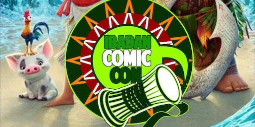 IBADAN COMIC CON aka COMIC CON IBADAN