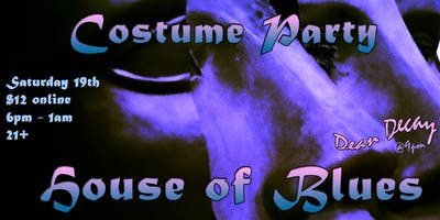 House Of Blues Costume Party
