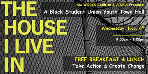 A Black Student Union Youth Town Hall for BSU Teen Leaders!