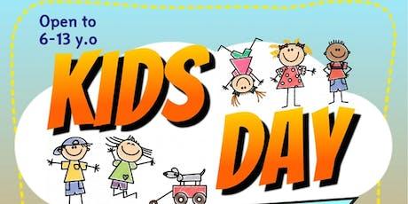 Kids Day tickets