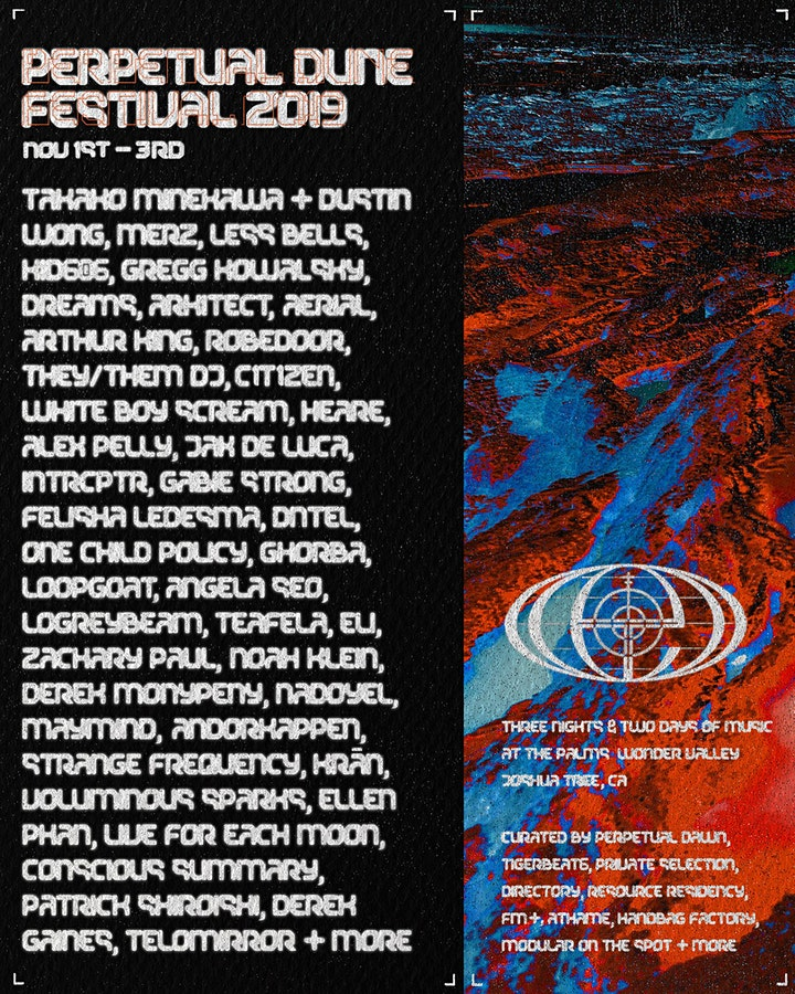 Perpetual Dune Music Festival image