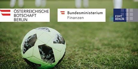 Top Fußball - Top Management Tickets