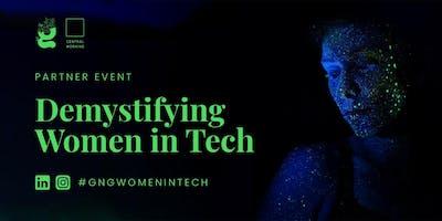 Demystifying Women in Tech