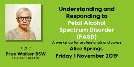 Understanding & Responding to FASD - Alice Springs tickets