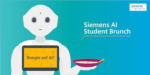 Siemens AI Student Brunch