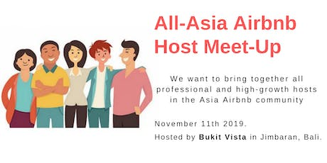 All-Asia Airbnb Host Meet-up tickets