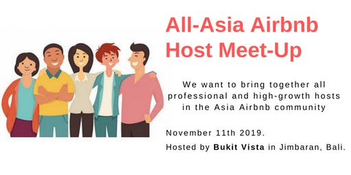 All-Asia Airbnb Host Meet-up
