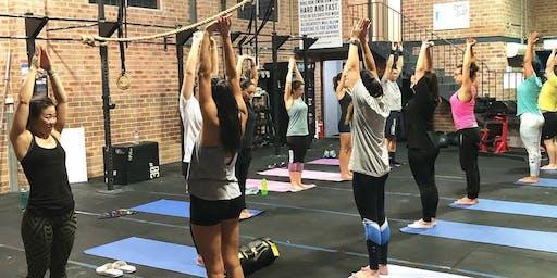 FREE - Lower Body Stretch Class