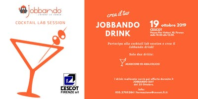 Jobbando Cocktail Lab Session