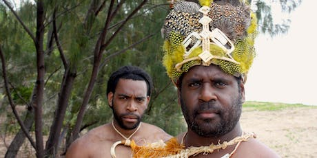 Black Talk: Torres Strait Storytelling tickets