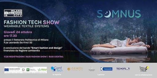 """""""SOMNUS: tecnologia, moda e design per dormire meglio"""""""