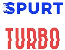 SPURT - TURBO logo