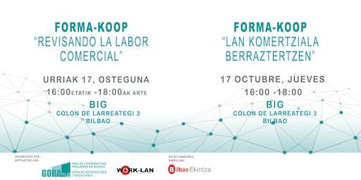FORMA-KOOP: Revisando la labor comercial