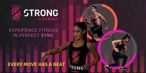 STRONG by Zumba with LOURDES (Tuesday PM Class)