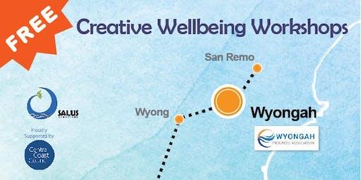 Creative Wellbeing Workshop - Poetry