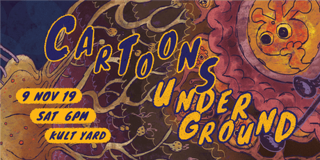 Cartoons Underground: Asia's Independent Animation Festival tickets