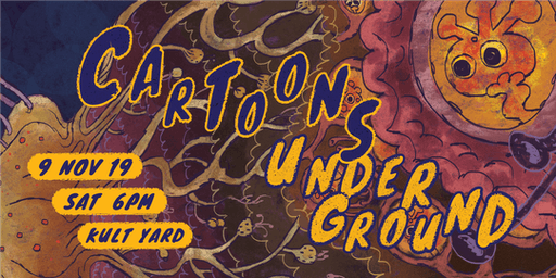 Cartoons Underground: Asia's Independent Animation Festival