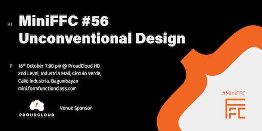 MiniFFC #56: Unconventional Design