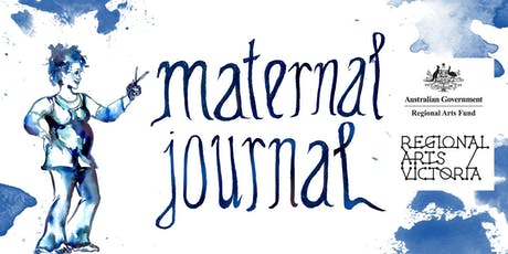 Maternal Journal Session 2 tickets