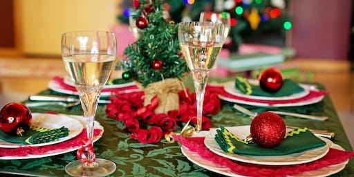 Netwerkbijeenkomst in kerstsferen