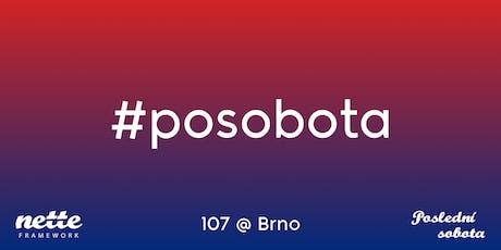 #posobota 107 tickets