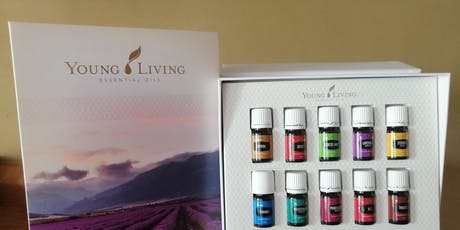 Hausapotheke der Young Living Öle Tickets