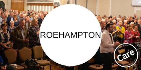Roehampton - CARE Autumn Tour tickets