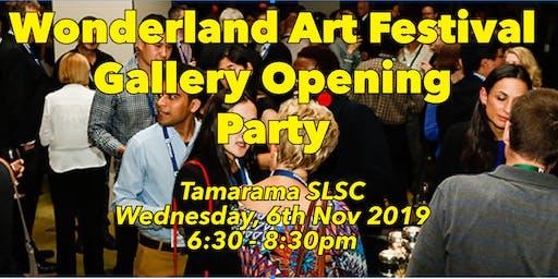 Wonderland Art Festival - Gallery Opening Party