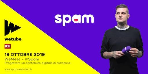 WeMeet - Spam#