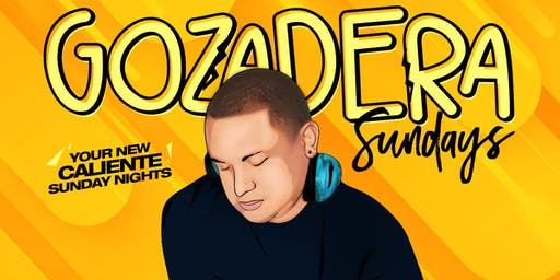 LA GOZADERA | Your New Caliente Sundays at SEVILLA LBC with DJ BABEROC