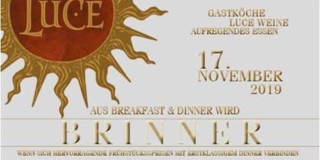 """LUCE Brinner"" am Wannsee Tickets"