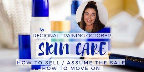 Mackay Training - Skin, Science & Regime tickets