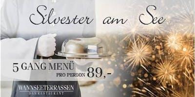 Silvester 5-Gänge-Menü