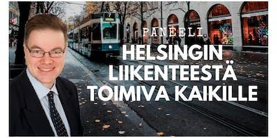 Helsingin kaupungin valtuutettu tapahtumat - Helsingin liikenteestä toimiva kaikille