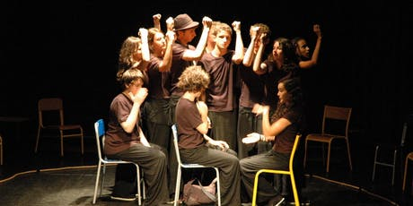 Drama Workshop TKO Free Event tickets