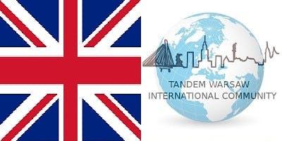 Tandem Monday Language Exchange Meeting