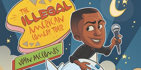 Illegal American Comedy Tour In-Live tickets