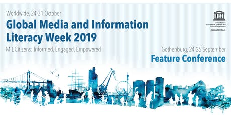 Global Media and Information Literacy Week 2019: Case studies using the ILG definition of information literacy and children's digital literacy(RGU) tickets
