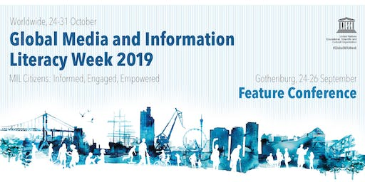 Global Media and Information Literacy Week 2019: Case studies using the ILG definition of information literacy and children's digital literacy(RGU)
