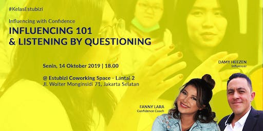 Confident 101 & Listening by Questioning