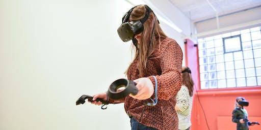 VR Gamemiddag: Zondag 27 oktober 2019