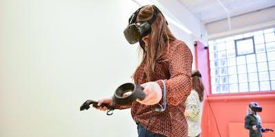 VR Gamemiddag: Zondag 1 december 2019