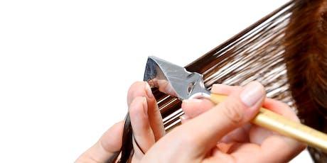 KÖLN - Haarmodelle für ein Calligraphy Cut Seminar der Barber Angels gesucht Tickets
