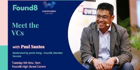 Meet the VCs Series - Wavemaker Partners tickets
