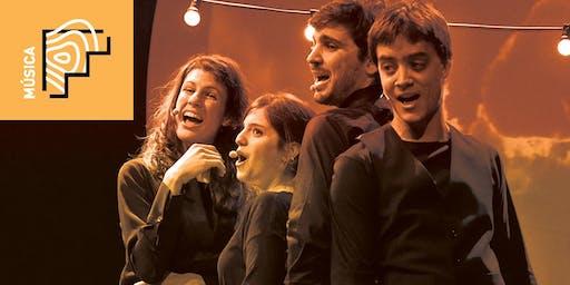 Imparables amb Quartet Mèlt - Anexa