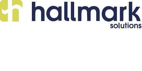 Hallmark Solutions Regional Client Seminar November 2019 tickets