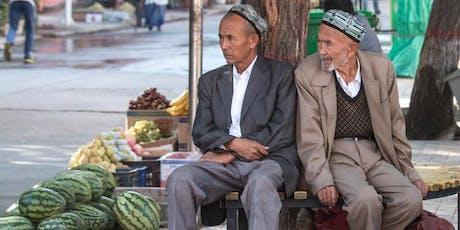 China und die Uiguren: Ein Blick hinter den Vorhang Tickets